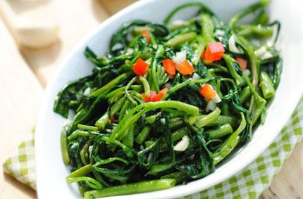 4 mẹo xào rau không gây hại cho sức khỏe - 1