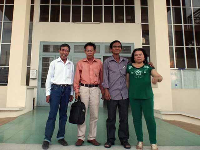 Thẩm tra các yêu cầu bồi thường của ông Huỳnh Văn Nén - 1