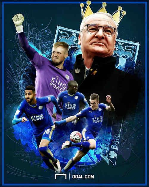 Leicester vô địch NHA, báo chí thế giới thán phục - 1