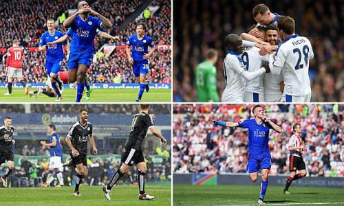 Leicester vô địch NHA, báo chí thế giới thán phục - 2