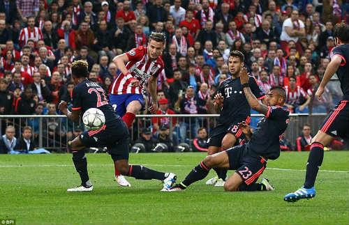 Bayern Munich – Atletico Madrid: Vào hang vuốt râu hùm - 1