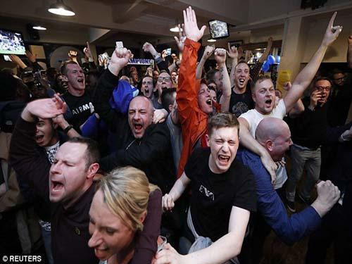 Leicester City vô địch Ngoại Hạng Anh - 1