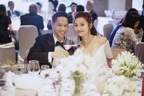 Mỹ nhân Hong Kong bị tố giật chồng trong ngày cưới - 1