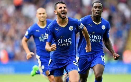 Leicester City vô địch Premier League - 1