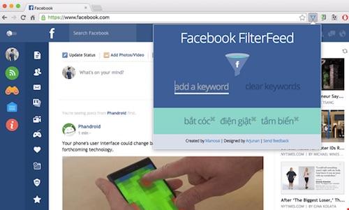"""Cần làm gì để tránh bị """"bội thực"""" thông tin trên Facebook? - 4"""