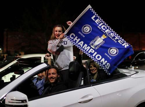 Leicester: Hành trình 8 năm đến ngôi vô địch Anh - 1