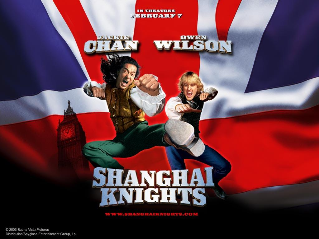 Trailer phim: Shanghai Knights - 1