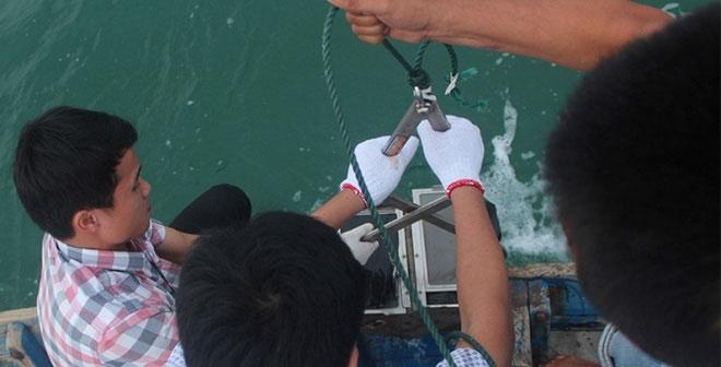 Đề nghị Bộ Quốc phòng quan trắc nước biển miền Trung - 1