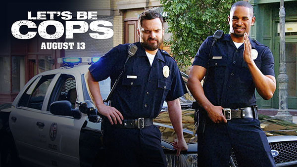 Trailer phim: Let's Be Cops - 1