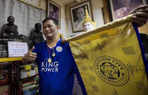 "Leicester City vô địch, Kiatisak & người Thái ""phát sốt"" - 5"