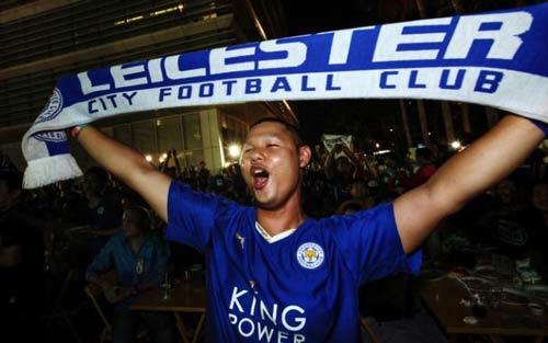 "Leicester City vô địch, Kiatisak & người Thái ""phát sốt"" - 2"