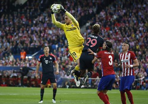 Thống kê: Bayern khó có cửa thắng Atletico quá 1 bàn - 1