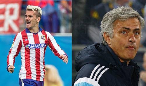Tin HOT tối 3/5: Mourinho đến MU, sẽ kéo theo Griezmann - 1
