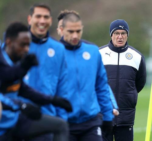 Leicester vô địch NHA, Ranieri có thể được phong Hiệp sĩ - 2
