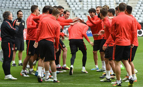 Chi tiết Bayern Munich - Atletico Madrid: Kịch tính cao độ (KT) - 14