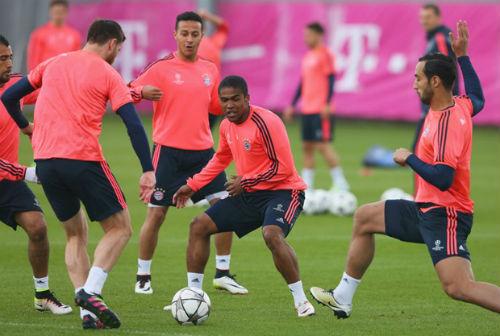 Chi tiết Bayern Munich - Atletico Madrid: Kịch tính cao độ (KT) - 11