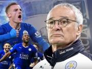 Bóng đá - Ranieri, Vardy vỗ ngực tự hào vì Leicester vô địch