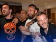 """Vô địch sớm, sao Leicester ăn mừng như """"điên dại"""""""