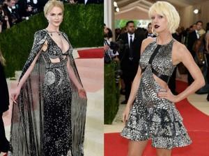 Lộ diện 20 bộ đầm đẹp nhất Met Gala 2016