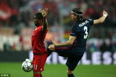 Chi tiết Bayern Munich - Atletico Madrid: Kịch tính cao độ (KT) - 3
