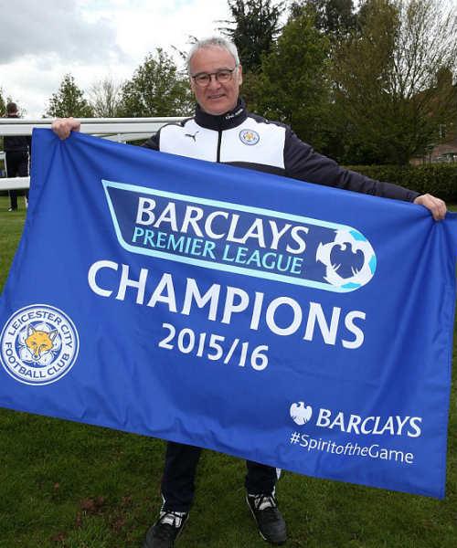 """Leicester là vua NHA: Thưởng """"bèo"""" vẫn có trăm triệu bảng - 2"""