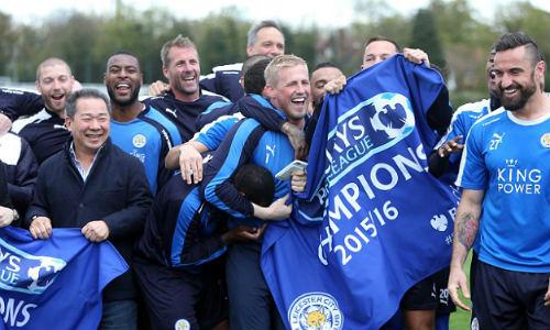 """Leicester là vua NHA: Thưởng """"bèo"""" vẫn có trăm triệu bảng - 1"""