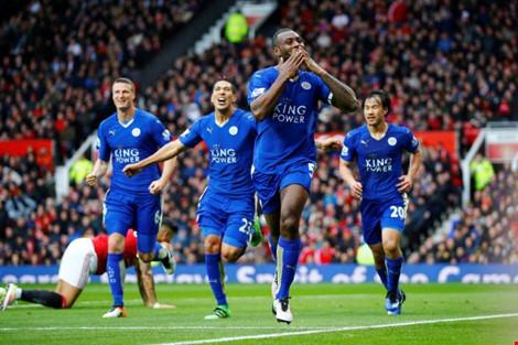Mổ xẻ tân vô địch Anh - Leicester City dưới góc độ chuyên môn - 1