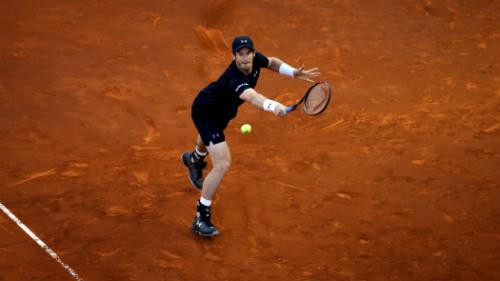 Madrid Open ngày 2: Murray khởi đầu gian nan - 1