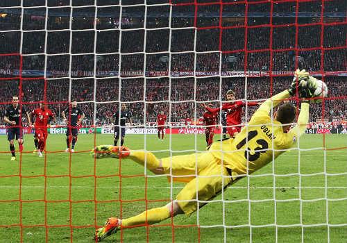 """Góc chiến thuật Bayern – Atletico: Quan trọng ở """"sai số"""" - 1"""