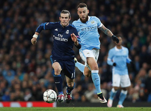 Real Madrid – Man City: Niềm tin nơi Ronaldo, Bale - 1