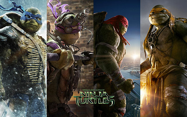 Trailer phim: Teenage Mutant Ninja Turtles - 1
