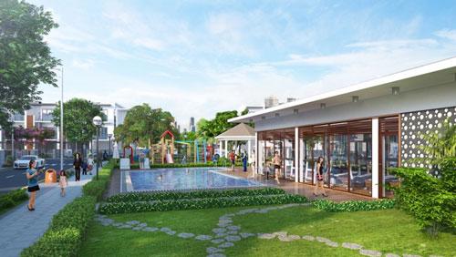 Thanh toán 0,5% tháng, Golf Park Residence làm sôi động thị trường Q,9 - 2