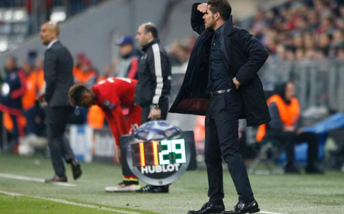 Simeone, Atletico vào CK cúp C1: Chờ cổ tích có hậu - 2