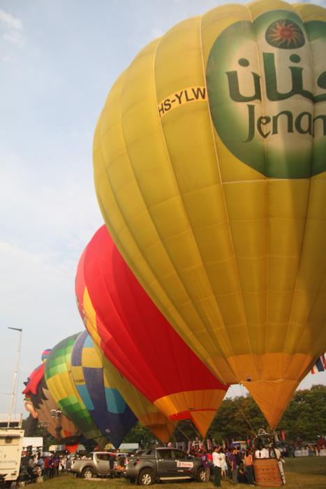Độc đáo: Ngắm toàn cảnh cố đô Huế từ khinh khí cầu - 4