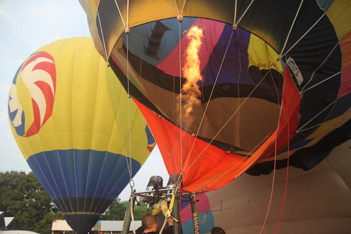 Độc đáo: Ngắm toàn cảnh cố đô Huế từ khinh khí cầu - 5