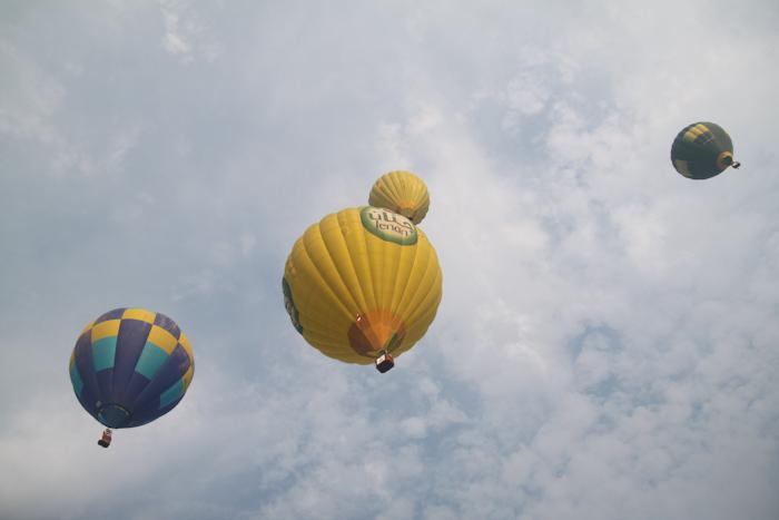 Độc đáo: Ngắm toàn cảnh cố đô Huế từ khinh khí cầu - 7
