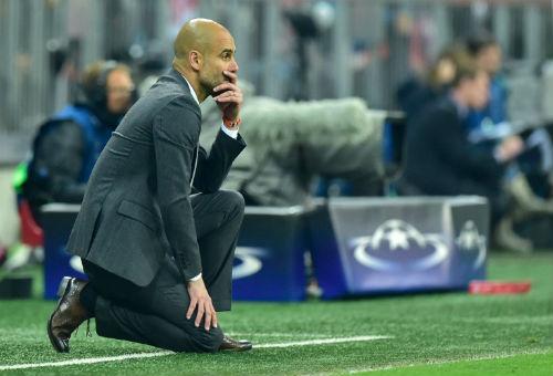 Bayern bị loại: Pep và chu kỳ cuối của tiki-taka - 1