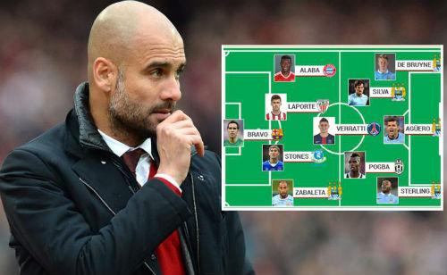 Bayern bị loại: Pep và chu kỳ cuối của tiki-taka - 3