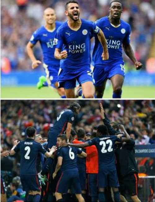 Leicester, Atletico: Thời phòng ngự phản công lên ngôi - 1