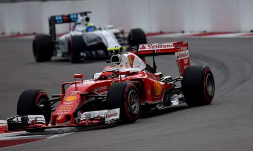 """F1: Để hạ Mercedes, Ferrari phải có """"tốc độ ánh sáng"""" - 2"""