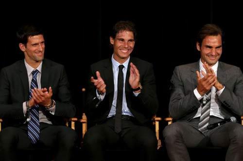 """Nadal, Federer, Djokovic & Kỷ nguyên không """"Leicester"""" - 2"""