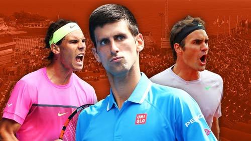 """Nadal, Federer, Djokovic & Kỷ nguyên không """"Leicester"""" - 1"""