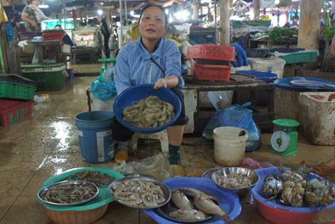 Hàm lượng kim loại nặng trong mẫu hải sản ở Hà Tĩnh ở ngưỡng cho phép - 1