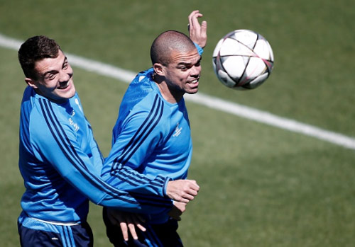 Chi tiết Real Madrid - Man City: Aguero sút vọt xà (KT) - 13