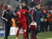 """Bóng đá - Bức xúc, Simeone suýt lao vào """"tẩn nhau"""" với Guardiola"""