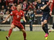 """Bóng đá - Ngày """"quỷ ám"""" của Lewandowksi khiến Bayern ôm hận"""
