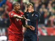 Bóng đá - Tranh cãi Bayern-Atletico: 2 quả penalty, 2 pha bỏ lỡ