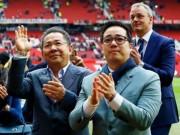 Bóng đá - Leicester vô địch, ông chủ tỷ phú người Thái nói gì?