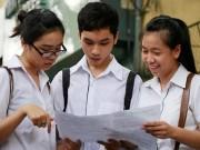 Giáo dục - du học - Bài thi thử phần Tư duy định lượng kỳ thi đánh giá năng lực