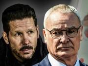 Bóng đá - Leicester, Atletico: Thời phòng ngự phản công lên ngôi